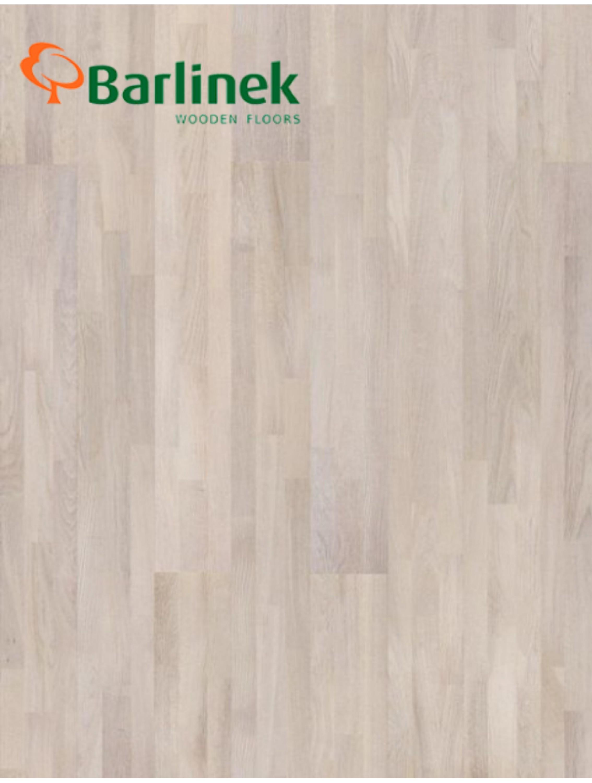 Паркетна дошка Barlinek Decor Line Дуб Cappuccino (3 полосний)