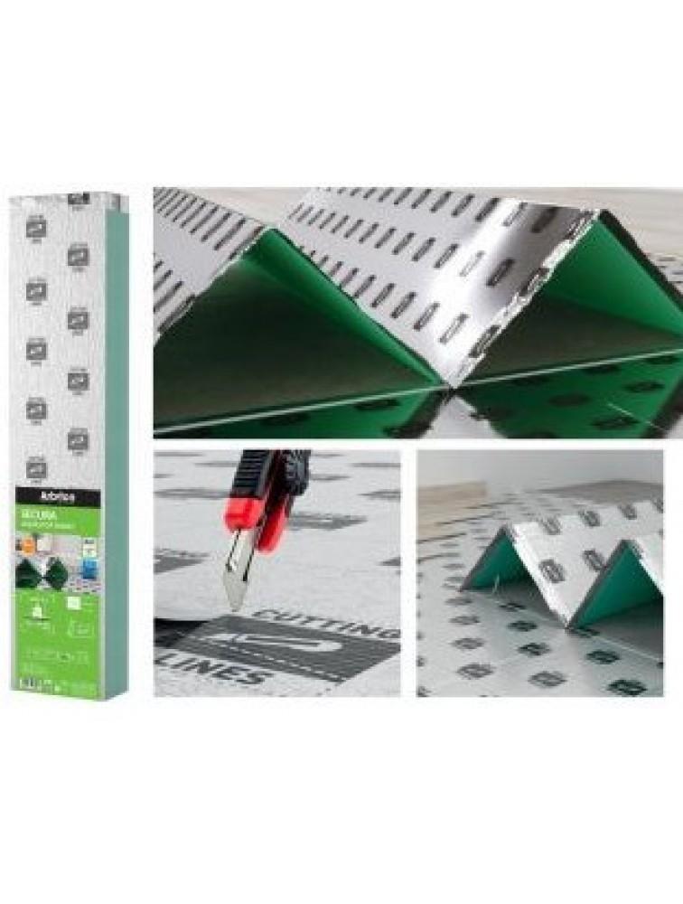 Підкладка Arbiton SECURA Aquastop Smart 2.2 мм 6 м²