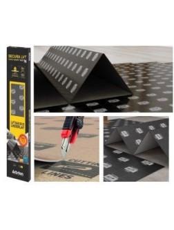Підкладка Arbiton SECURA LVT Click Smart Easy N гармошка 1мм 6,25 м²