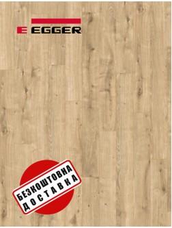 Ламінат EGGER PRO EPL074 Дуб Даннінгтон світлий 4V 10 мм / 32 клас