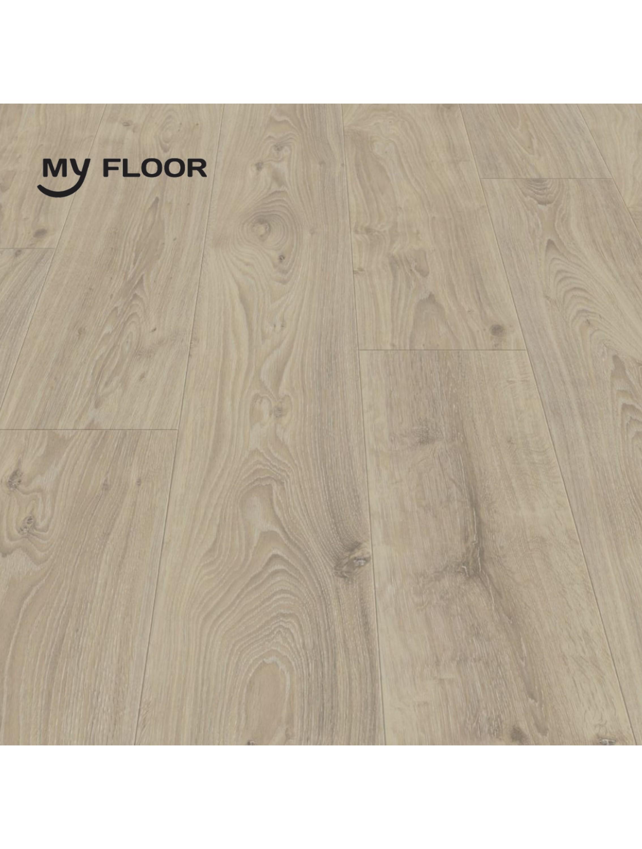 Ламінат My Floor Cottage 805 Дуб Натуральний непідвладний годині 8 мм/ 32 клас