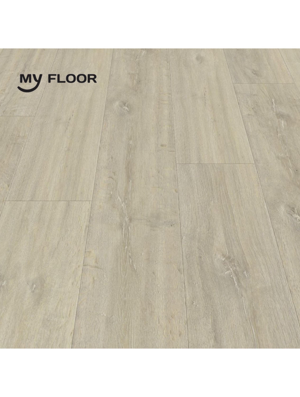 Ламінат My Floor Cottage 806 Дуб Паллас Натуральний 8 мм/ 32 клас