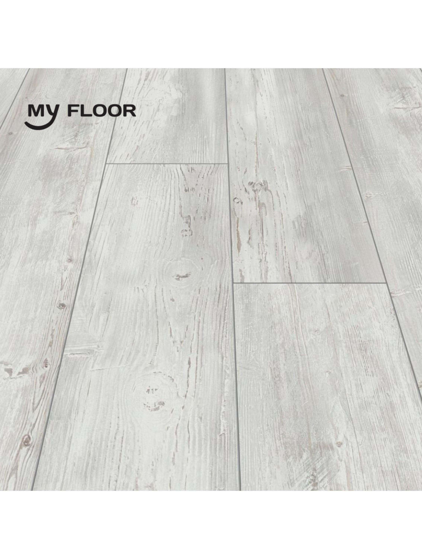 Ламінат My Floor Cottage 849 Ялина Палмер 8 мм / 32 клас