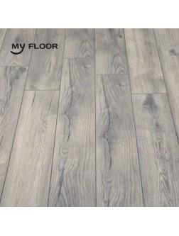 Ламінат My Floor Cottage 851 Дуб Петтерссон Сірий 8 мм/ 32 клас