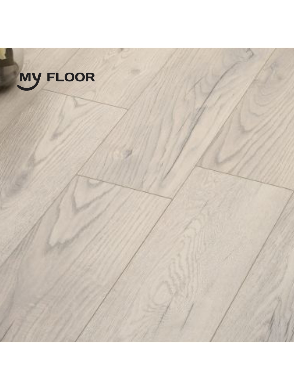 Ламінат My Floor Cottage 852 Дуб Петтерссон Бежевий 8 мм/ 32 клас