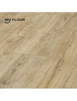 Ламінат My Floor Cottage 856 Дуб Монтмело Природний 8 мм/ 32 клас