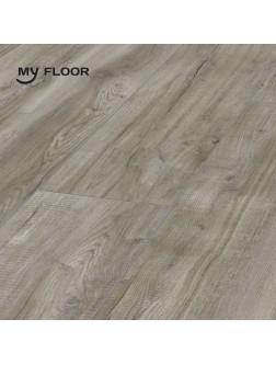 Ламінат My Floor Cottage 857 Дуб Монтмело Сріблястий 8 мм/ 32 клас
