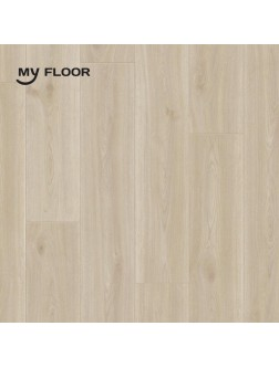 Ламінат My Floor Cottage 896 Дуб Невада срібний 8 мм/ 32 клас