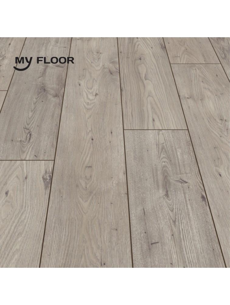 Ламінат My Floor Chalet M1002 Каштан Бежевий 10мм/ 33 клас