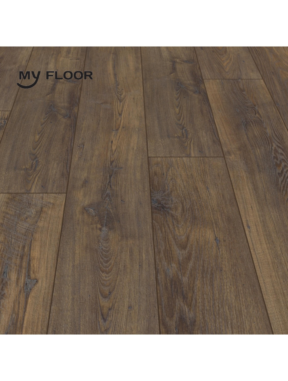 Ламінат My Floor Chalet M1005 Каштан 10мм/ 33 клас