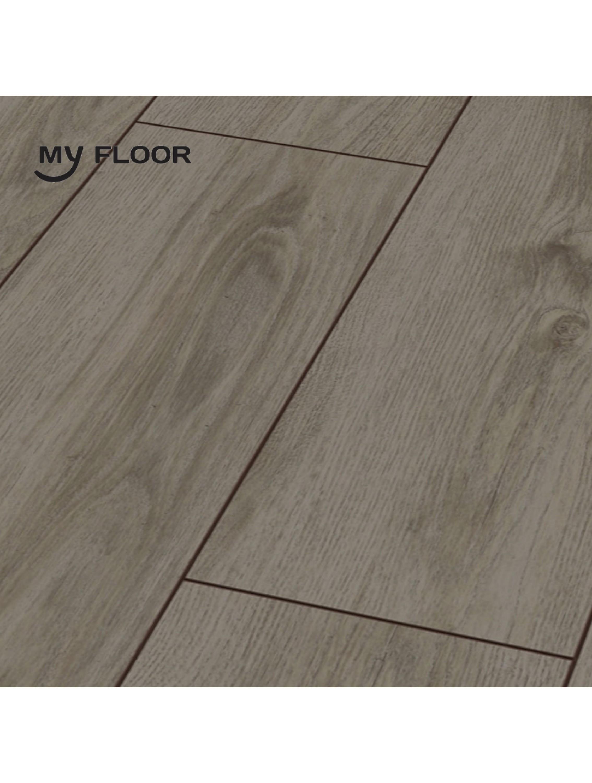 Ламінат My Floor Chalet M1020 Дуб Валенсія 10 мм/ 33 клас
