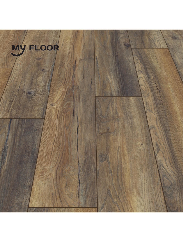 Ламінат My Floor Villa M1203 Дуб Портовий 12 мм/ 33 клас