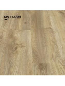 Ламінат My Floor Residence ML1008 Дуб Макро Натуральний 10 мм/ 33 клас