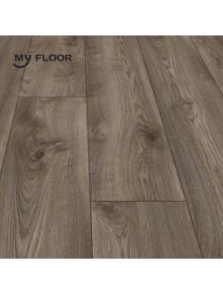 Ламінат My Floor Residence ML1010 Дуб Макро Коричневий 10 мм/ 33 клас