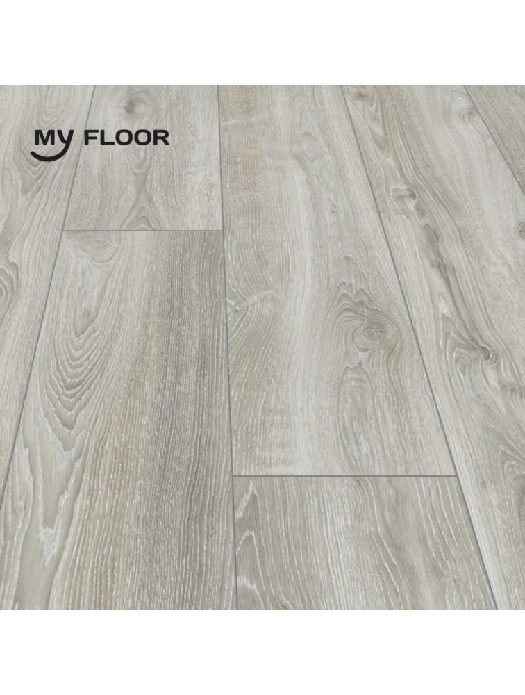 Ламінат My Floor Residence ML1013 Дуб Гірський Сріблястий 10 мм/ 33 клас