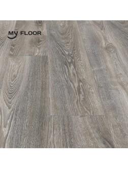 Ламінат My Floor Residence ML1016 Дуб Гірський Титан 10 мм/ 33 клас
