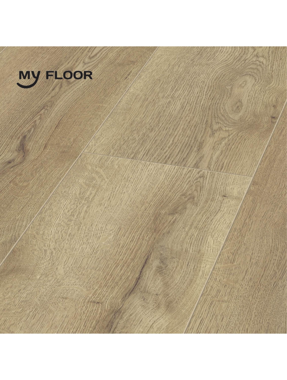 Ламінат My Floor Residence ML1021 Озерний Дуб натуральний 10 мм/ 33 клас