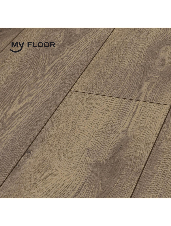 Ламінат My Floor Residence ML1022 Озерний Дуб коричневий 10 мм/ 33 клас