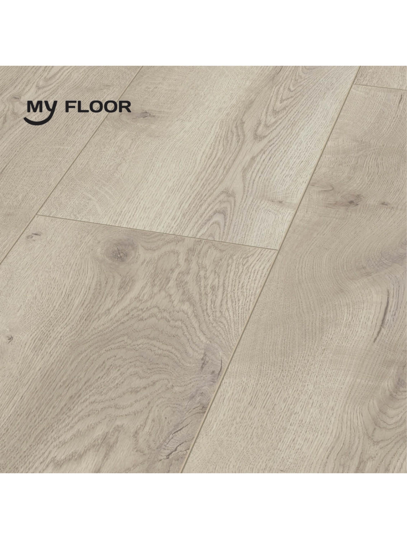 Ламінат My Floor Residence ML1024 Озерний Дуб бежевий 10 мм/ 33 клас