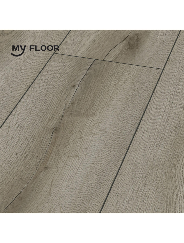 Ламінат My Floor Residence ML1027 Дуб Пілатус Титан 10 мм/ 33 клас
