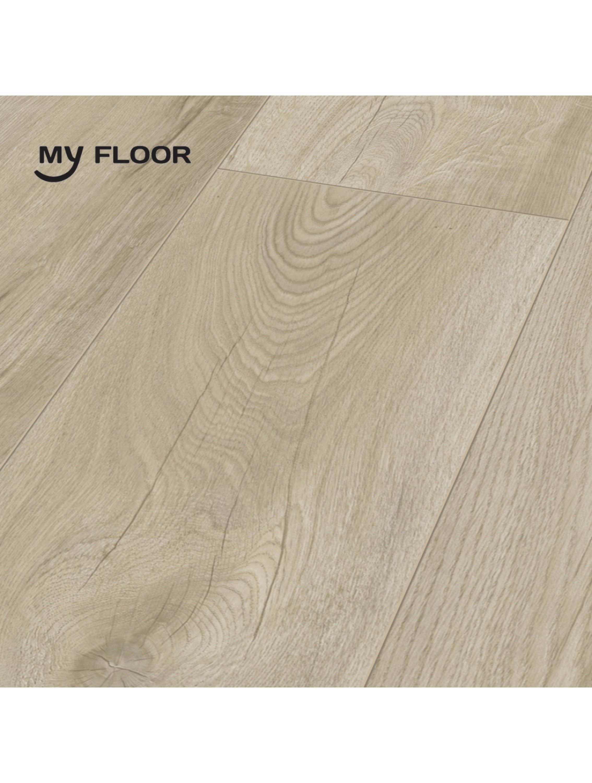 Ламінат My Floor Residence ML1030 Дуб бежевий 10 мм/ 33 клас