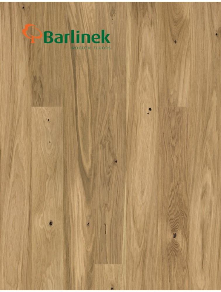 Однополосна паркетна дошка Barlinek Pure Line Дуб Askania Grande