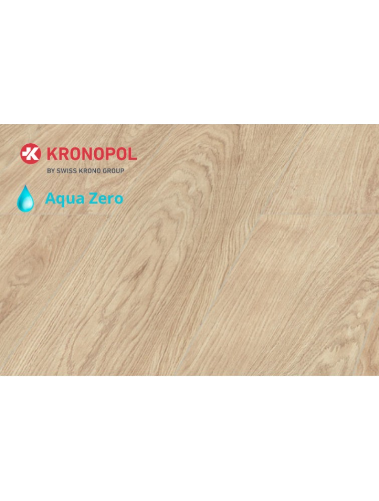Ламінат Kronopol Aurum Fiori Aqua Zero Дуб Tulip 10 мм / 33 клас