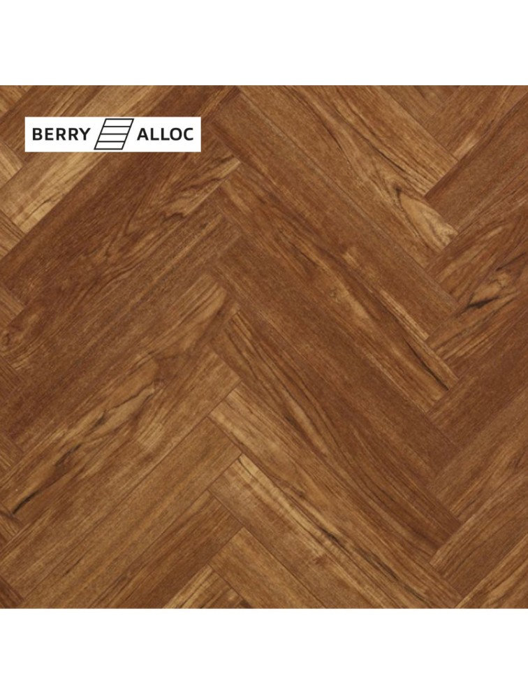 Ламінат Berry Alloc Chateau Teak Brown 8 мм / 32 клас