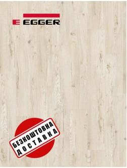 Ламінат EGGER PRO EPL141 Дуб Ольхон білий 4V 12 мм / 33 клас