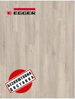 Ламінат EGGER PRO EPL051 Дуб Кортон білий 4V 10 мм / 32 клас