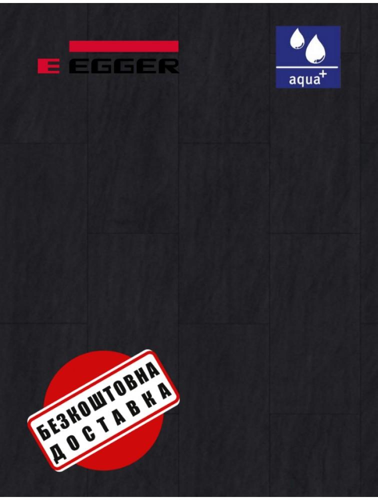 Ламінат EGGER PRO AQUA+ EPL127  Камінь Сантіно темний 4V 8 мм / 32 клас