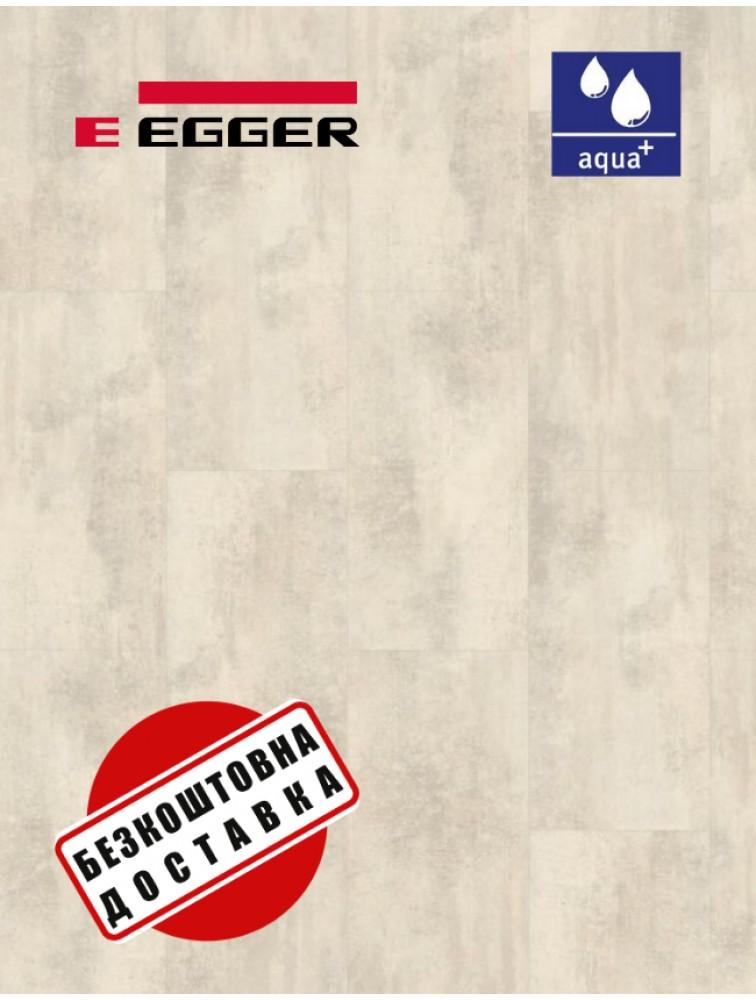 Ламінат EGGER PRO AQUA+ EPL168 Хромікс білий 4V 8 мм / 32 клас