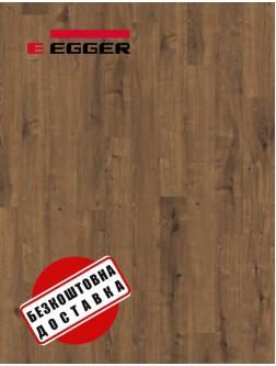 Ламінат EGGER PRO EPL075 Дуб Даннінгтон темний 4V 10 мм / 32 клас