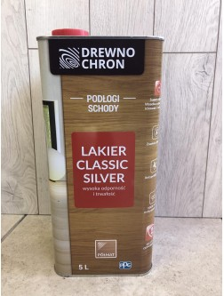 Лак DREWNO CRON (Domalux) Classic Silver