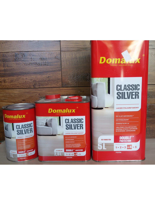 Лак Domalux Classic Silver